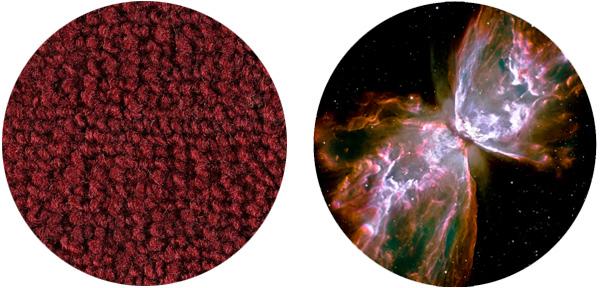 marooncarpet nebula