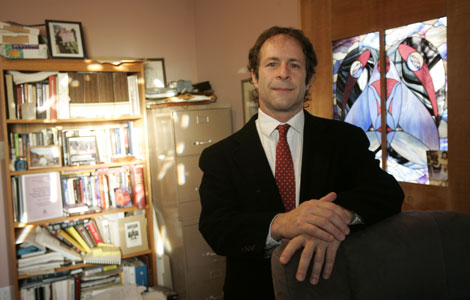 Rick Doblin, founder and executive director of MAPS