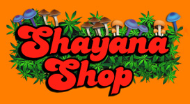 Shayana Shop Psychedelics