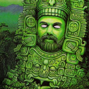 Terence McKenna's Little Known Ambient Album About DMT
