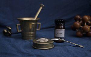 Old drug paraphernalia