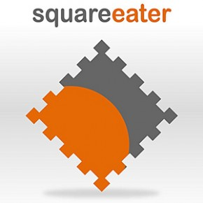 Squareeater: Entrain your brain with strobes & binaural beats