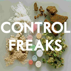 Control Freaks: America and its Uncontrolled Substances
