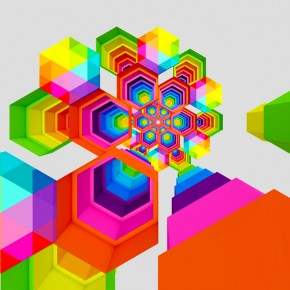 Mesmerizing Gifs by Hexeosis Are a Trip All By Themselves