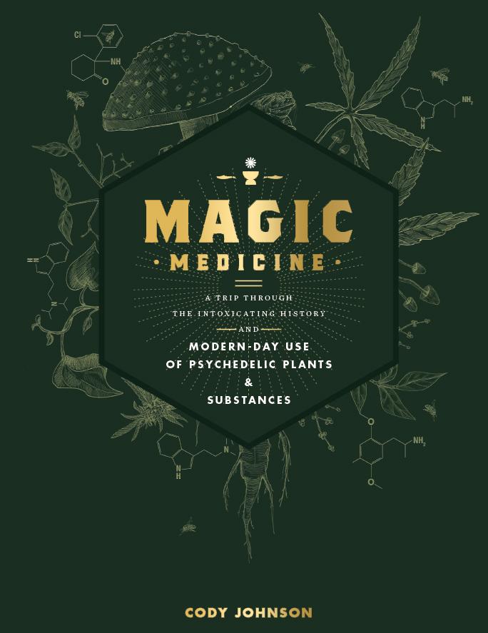 Magic Medicine book cover