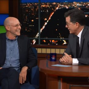 Michael Pollan Opens Up About His Powerful Psilocybin Trip on Stephen Colbert's Late Show